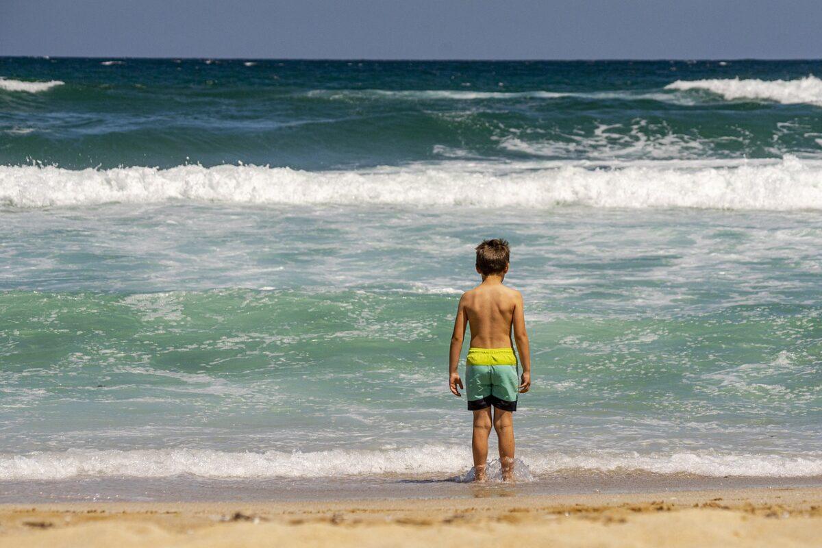 Impetigine, infezione della pelle, frequente nei bambini in estate
